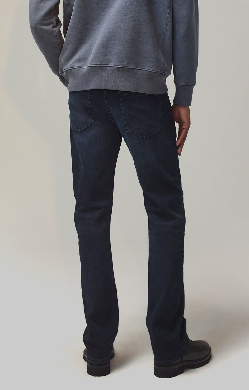 "sid regular straight fit 36"" inseam miles back"