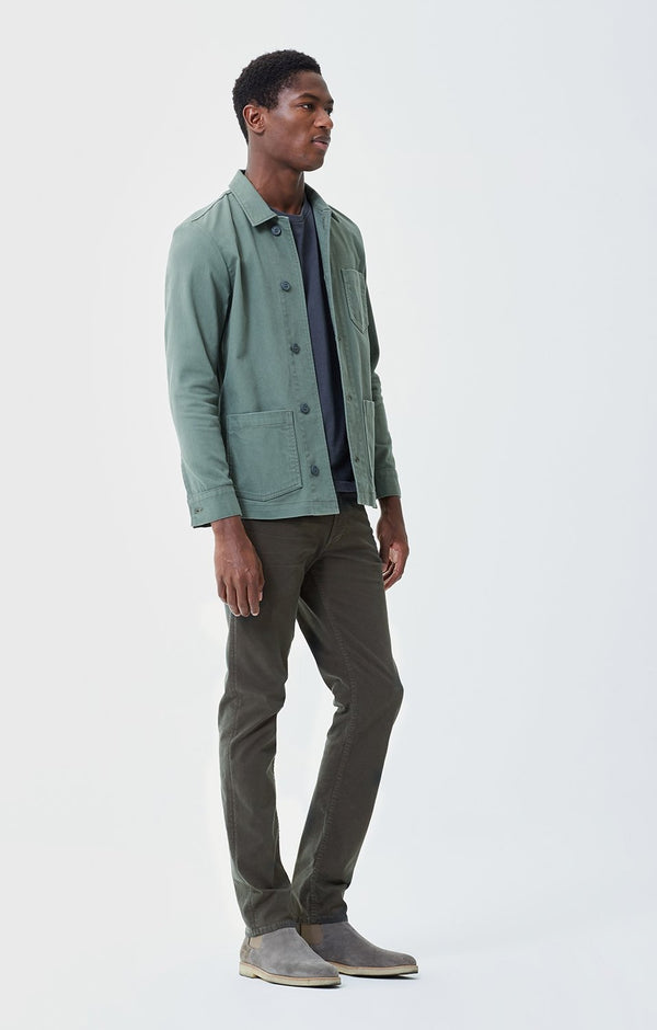 bowery standard slim fit hunter front