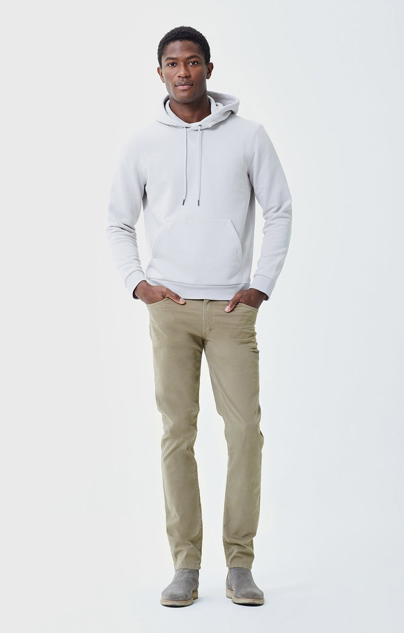 bowery standard slim fit siena front
