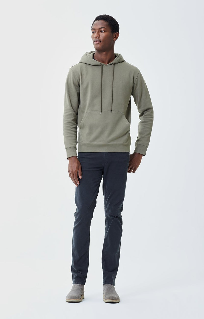 bowery standard slim fit sulphur front