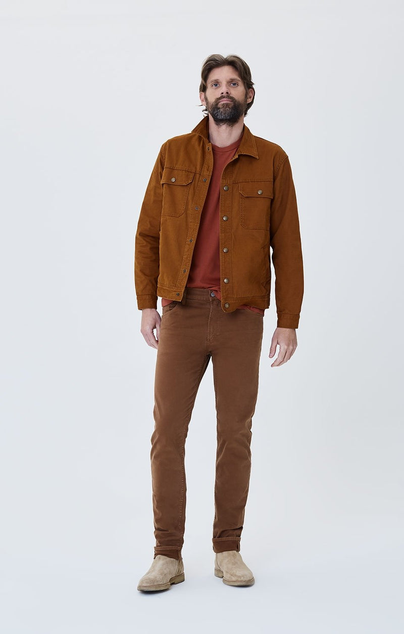 bowery standard slim fit earth front