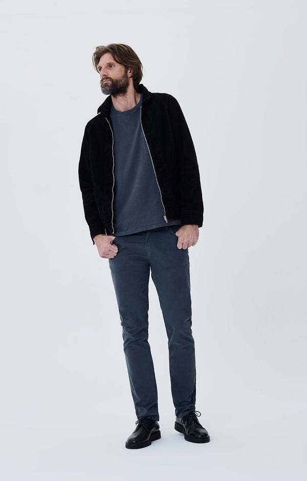 bowery standard slim fit rock front