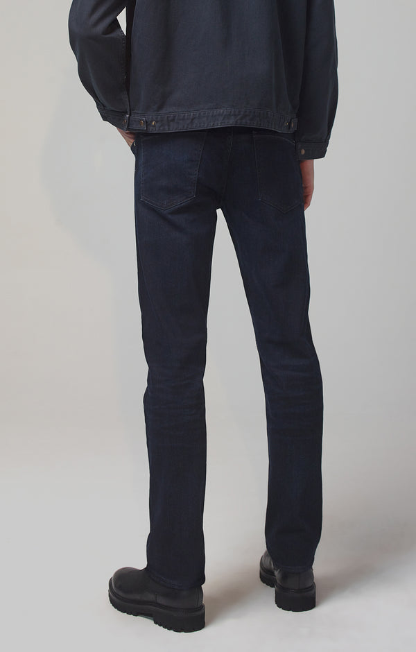 bowery standard slim fit miles back