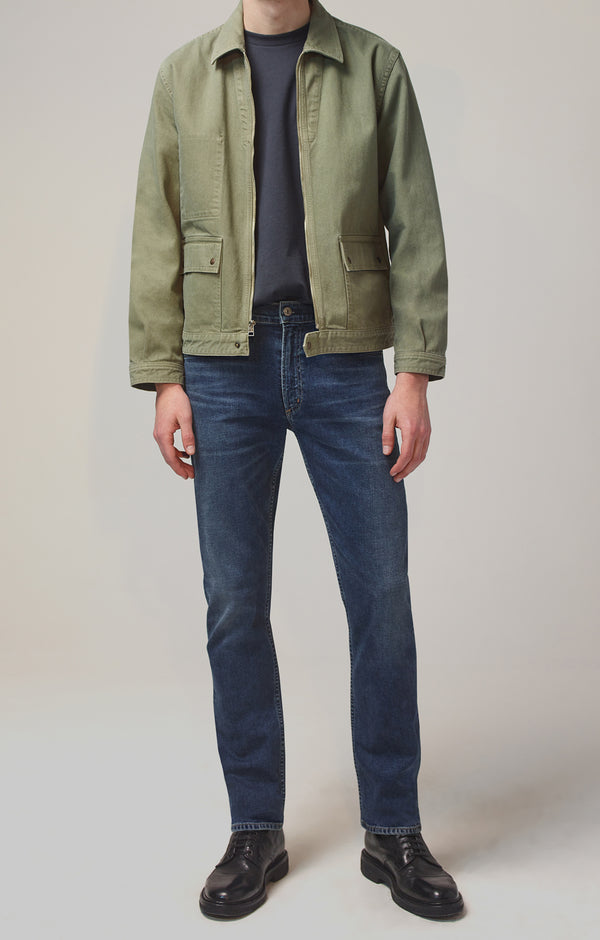 bowery standard slim fit riverside front