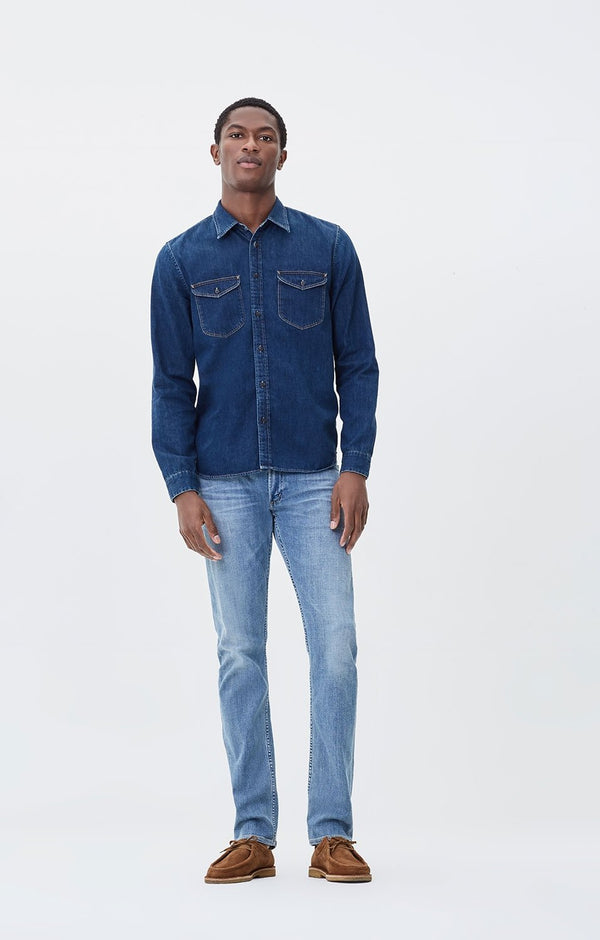 bowery standard slim fit kilgore front