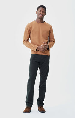 core slim straight fit forest front