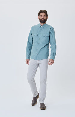 bowery standard slim fit horizon front