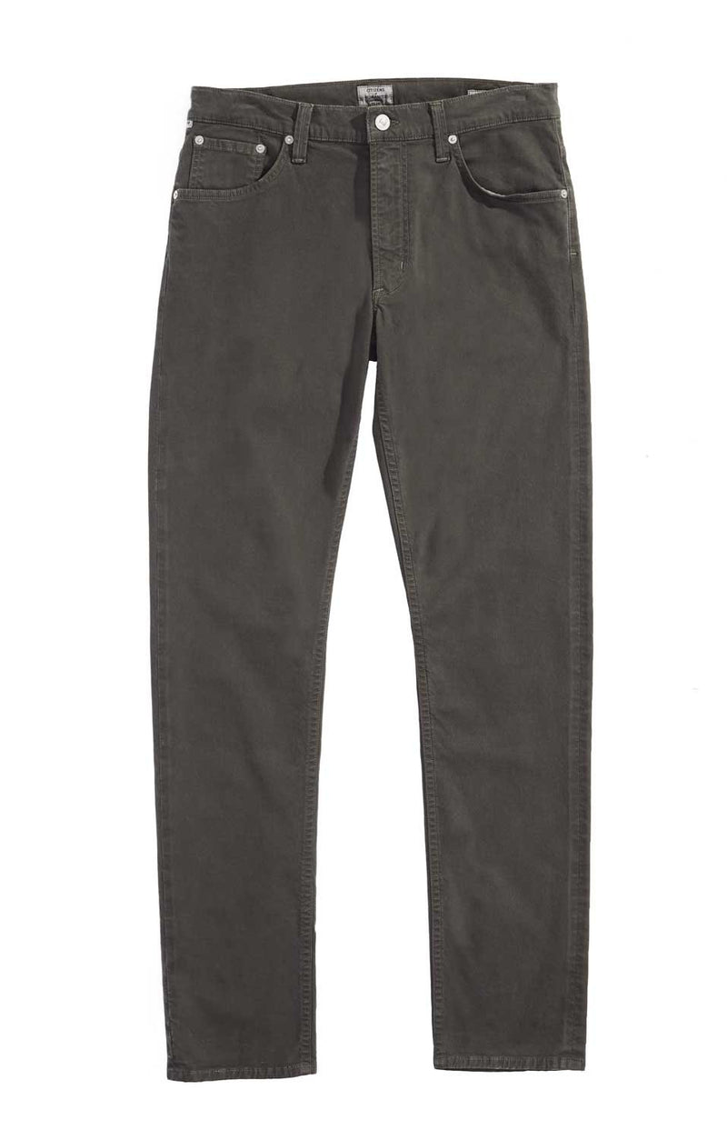 bowery standard slim fit woodland side