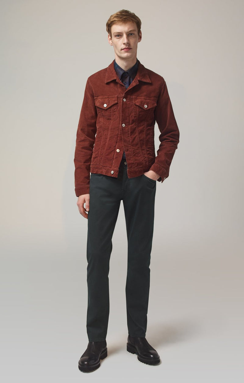 bowery standard slim fit idaho front