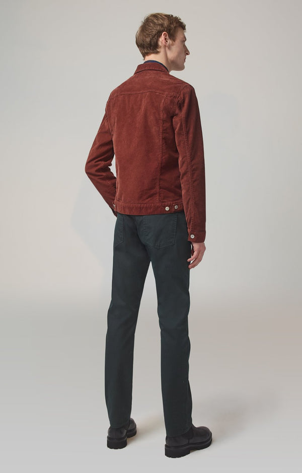 bowery standard slim fit idaho back
