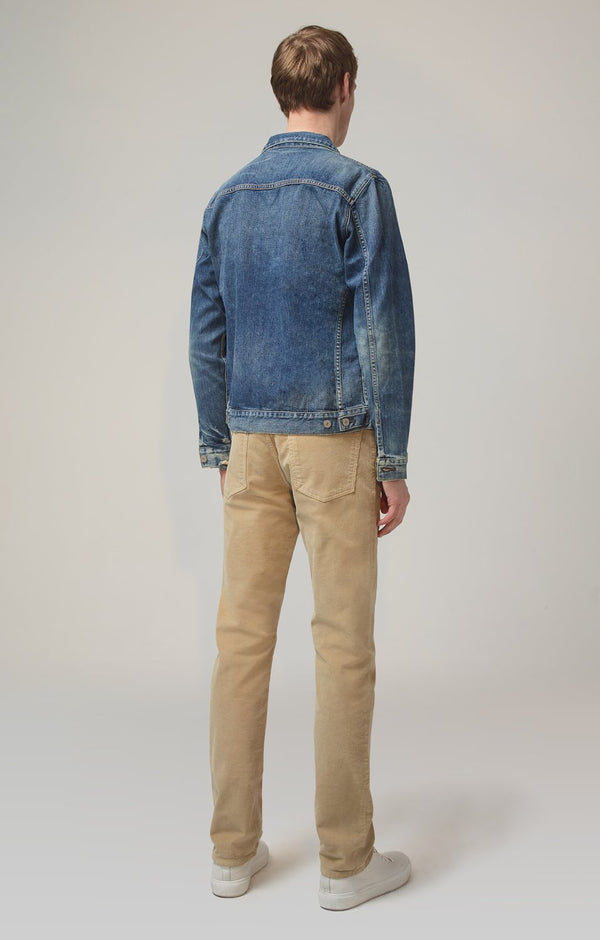 bowery standard slim fit buff back