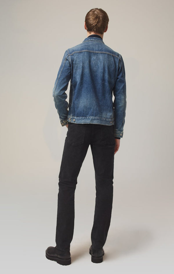 bowery standard slim fit petrol back