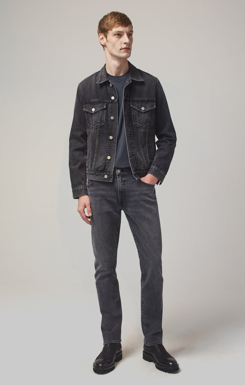 bowery standard slim fit porter front