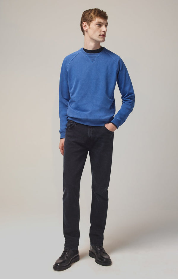 bowery standard slim fit blackmar front