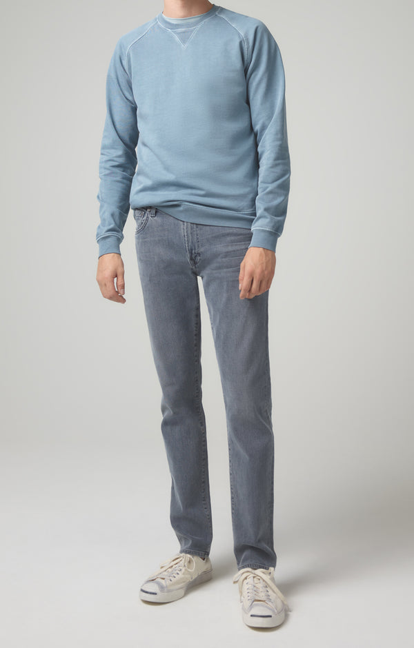 bowery standard slim fit monument front