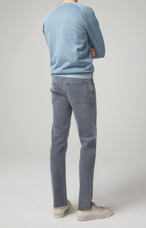 bowery standard slim fit monument back