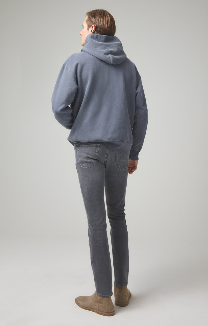 bowery standard slim fit carbon back