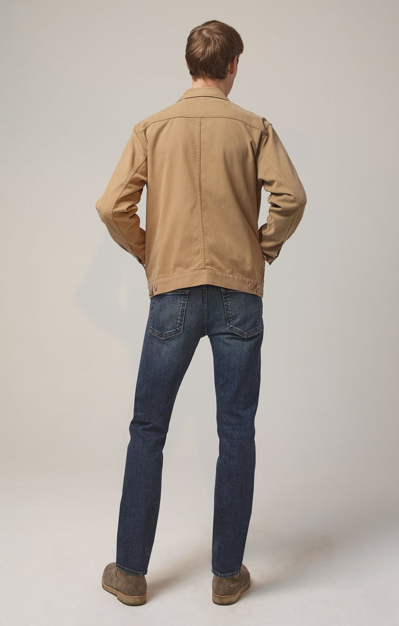 bowery standard slim fit capital back