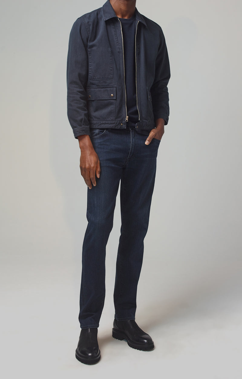 bowery standard slim fit undertow front