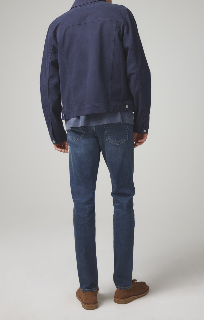 london slim fit riverside blue back