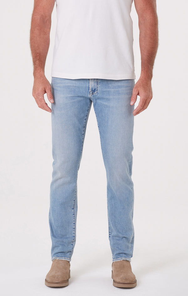 London Tapered Slim Fit Boardwalk front