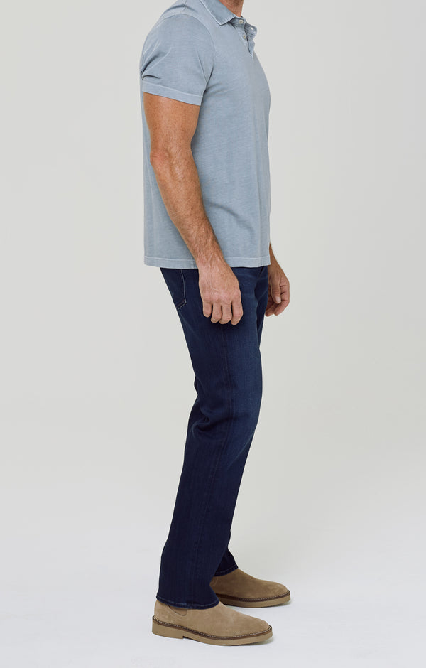 Gage Classic Straight Fit Horizon Blue side