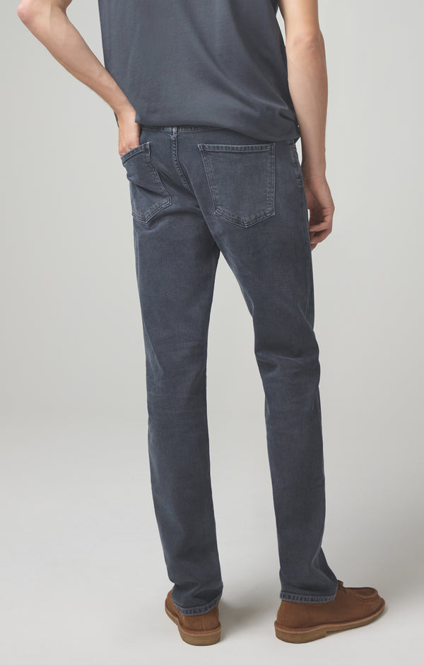 adler tapered classic blue dust back