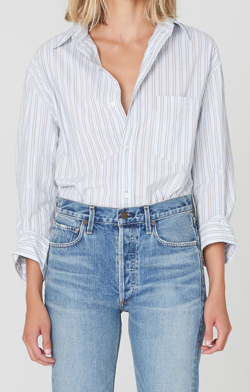 kayla shirt liberty stripe front