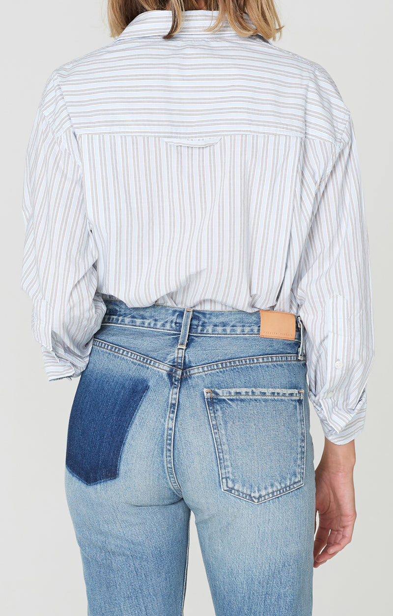 kayla shirt liberty stripe back