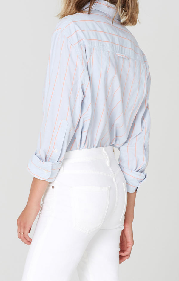 kayla shirt rosemont stripe side
