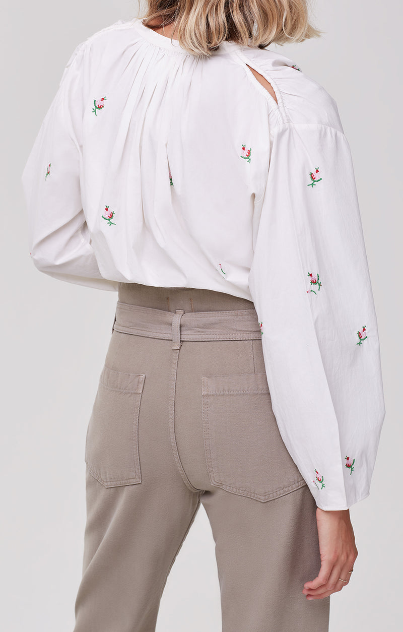 nadia shirt jardin back