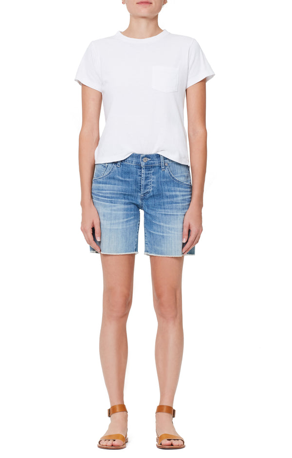 skyler low rise loose short garland front