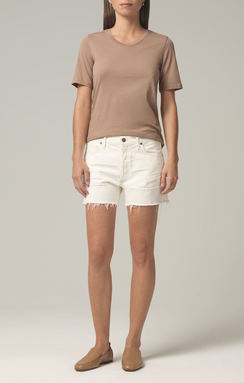 marlow easy short white clay front