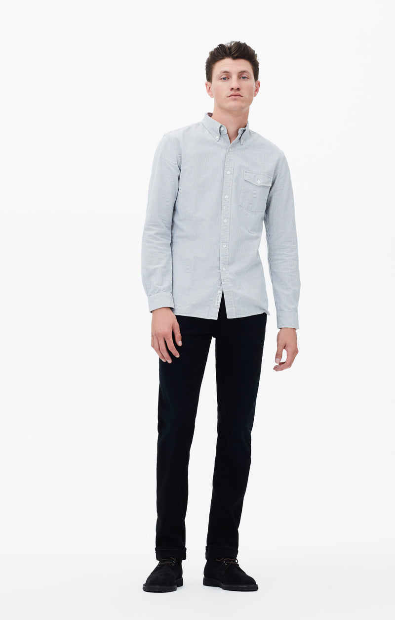 core slim straight fit harrison front