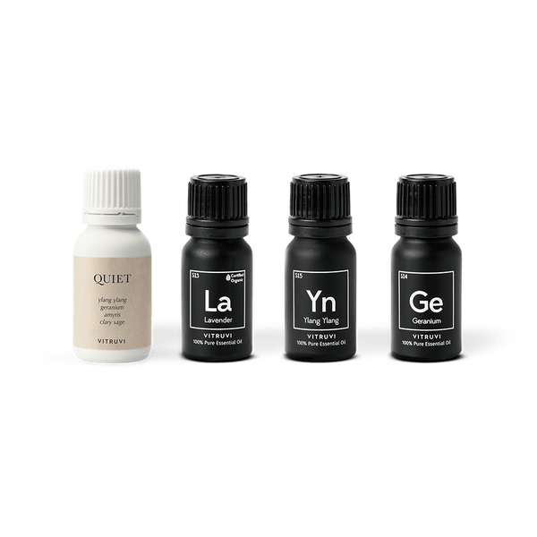 Vitruvi Floral Essentials Kit