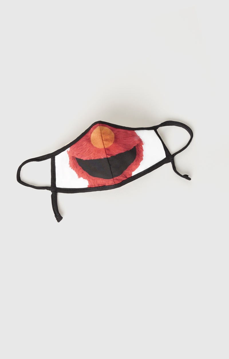 Elmo Sesame Street Child Mask front
