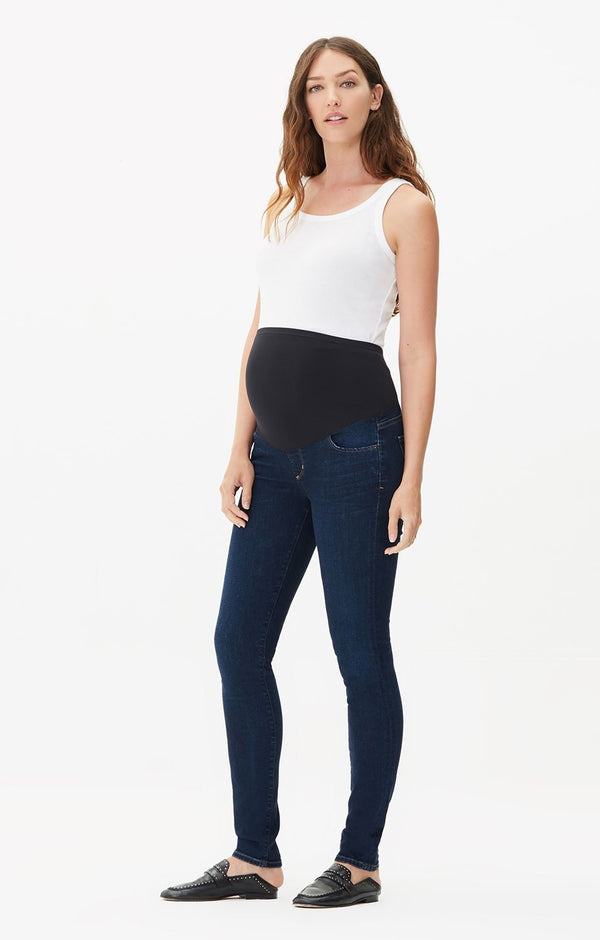 maternity avedon ultra skinny fit galaxy back