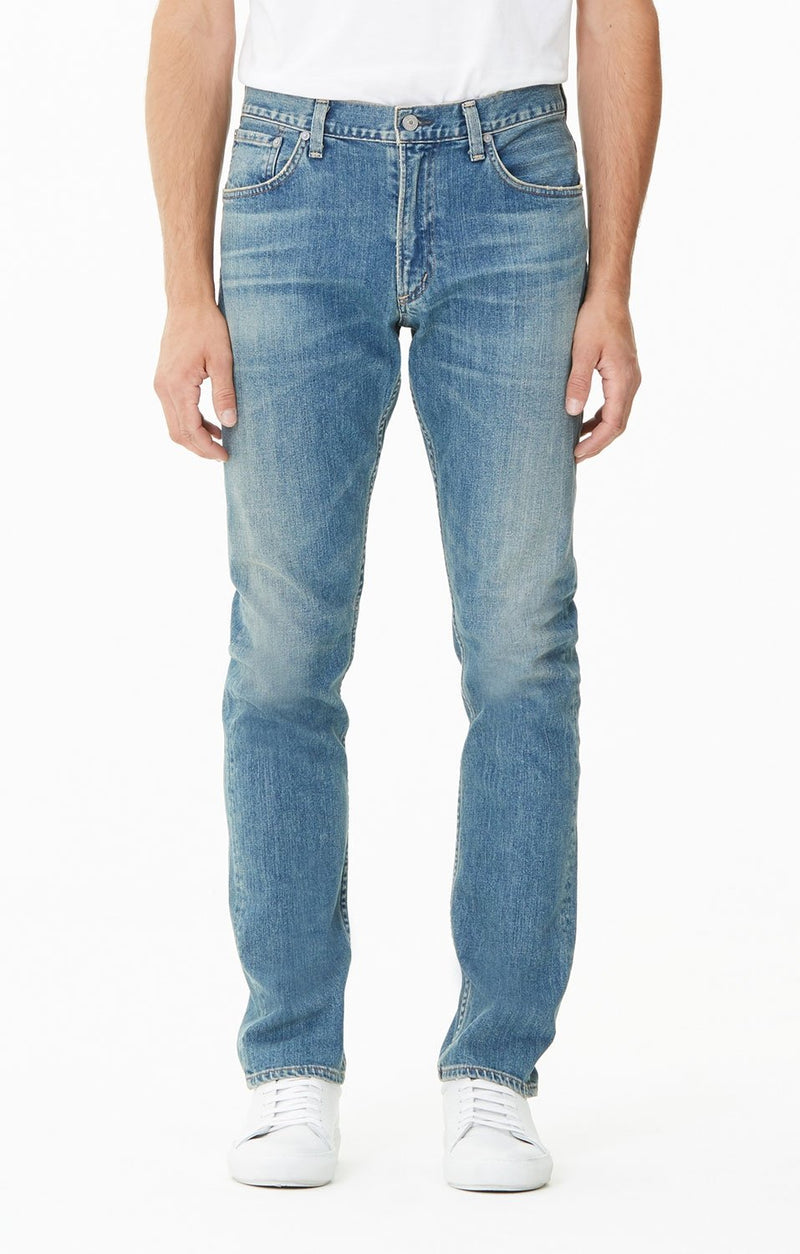 bowery standard slim fit canyon side