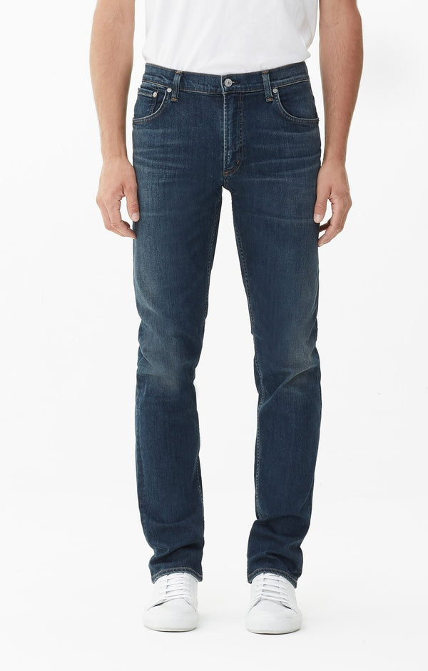bowery standard slim fit kingman back