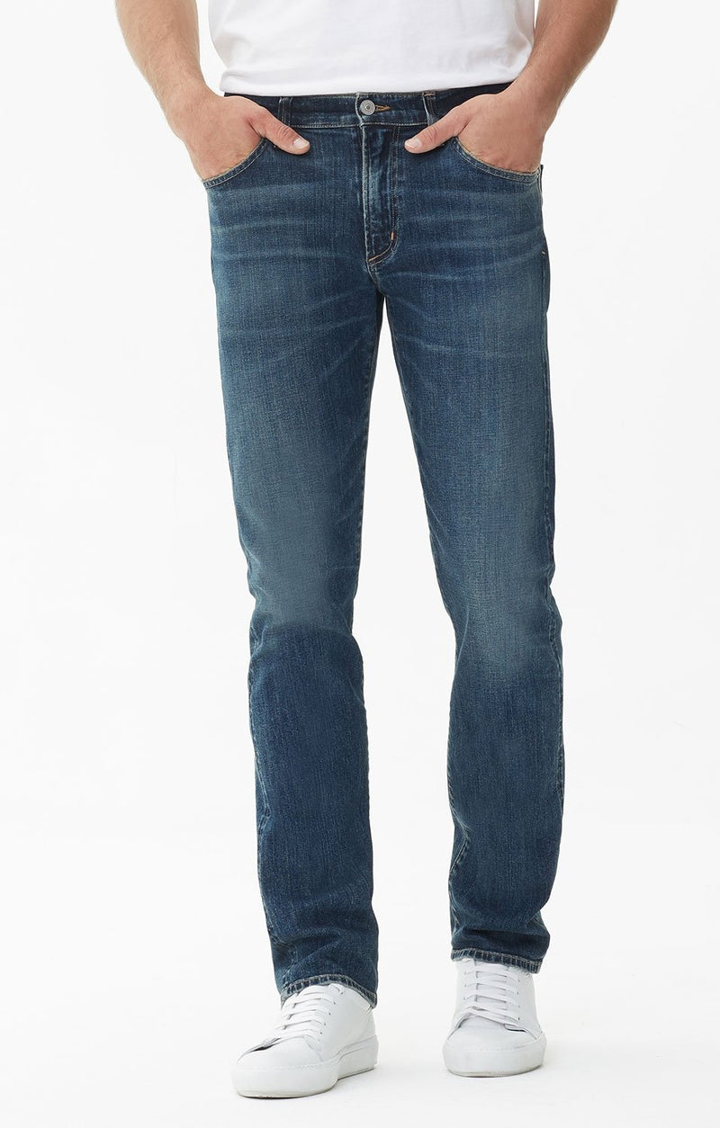 bowery standard slim fit vega back