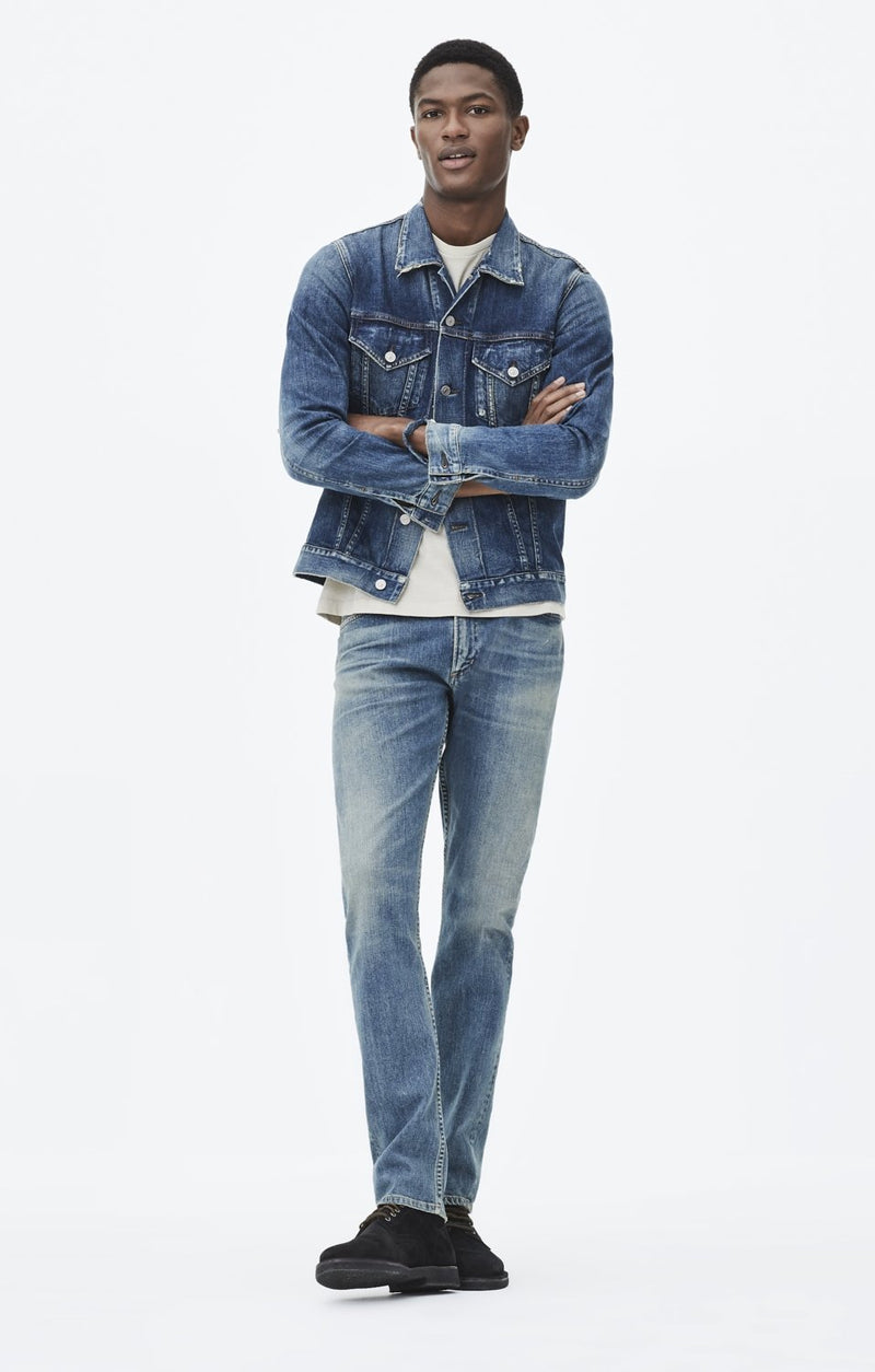 bowery standard slim fit canyon front