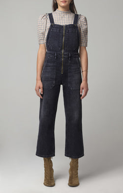 cher zip front dungaree holy smokes front