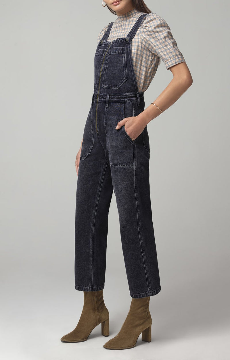 cher zip front dungaree holy smokes side