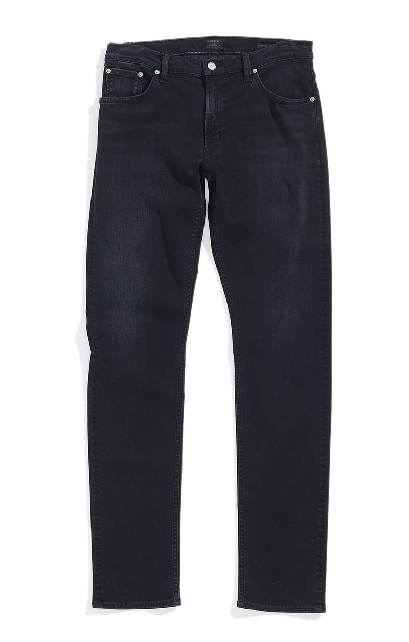 bowery standard slim fit ink side