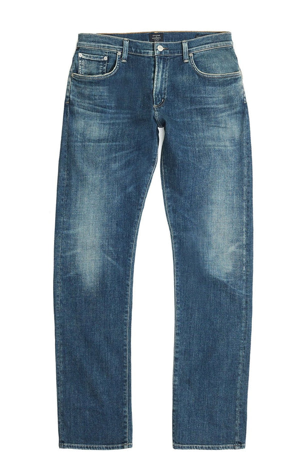 core slim straight fit redford back
