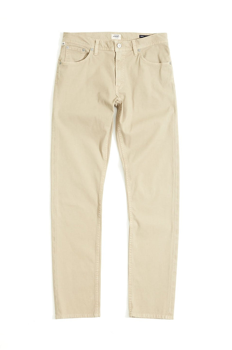 bowery standard slim fit sand back
