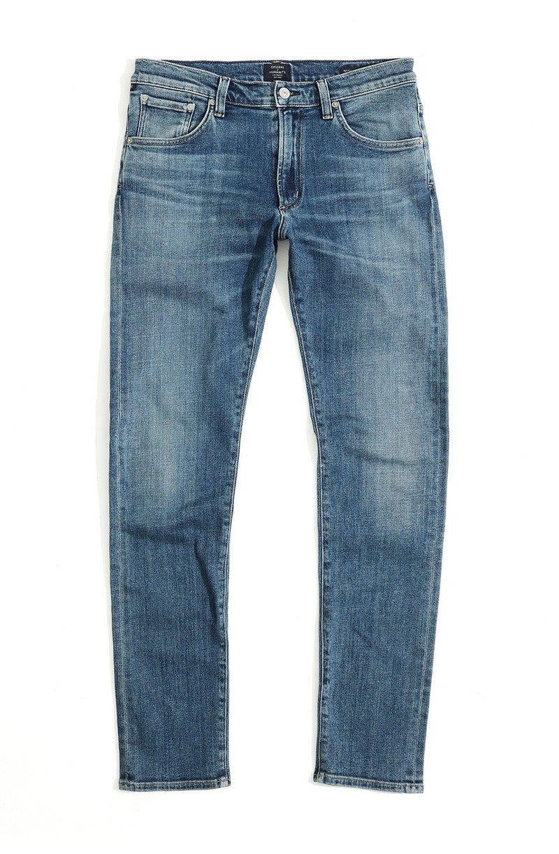 bowery standard slim fit aurora side