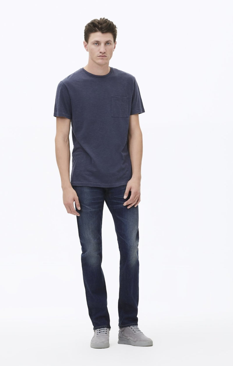 core slim straight fit hesperia front