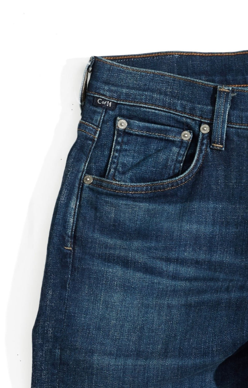 Gage Classic Straight Fit Perform Denim in Turner