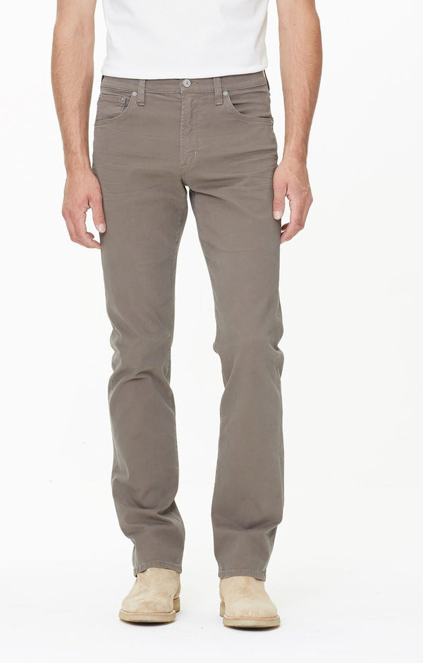 gage classic straight fit lead twill back